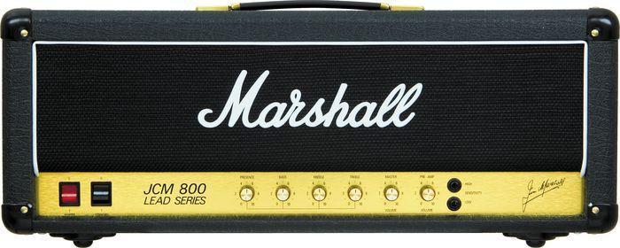 Marshall JCM 800 _ снета
